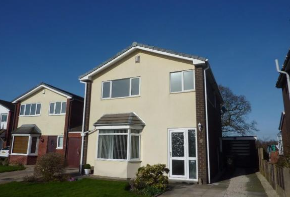 Thumbnail Detached house to rent in Croftgate, Fulwood, Preston
