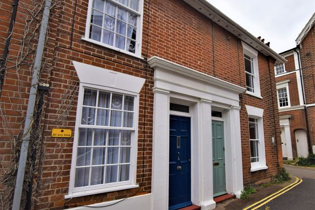 Thumbnail End terrace house to rent in Alma Street, Wivenhoe, Colchester