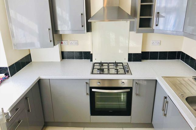 Thumbnail Terraced house to rent in Cambridge Road, London