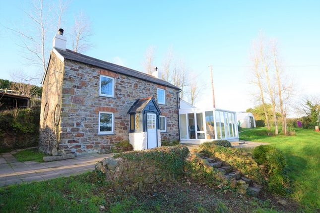 Thumbnail Detached house for sale in Perrancoombe, Perranporth, Perrancoombe