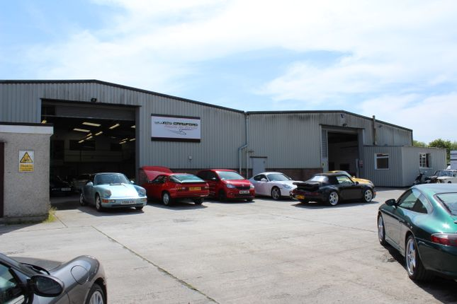 Thumbnail Industrial to let in Forge Lane, Saltash
