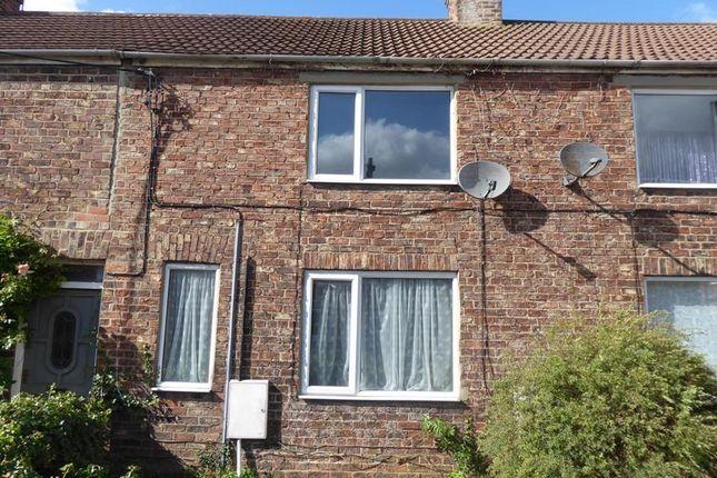 Thumbnail Cottage for sale in Northallerton Road, Leeming Bar, Northallerton