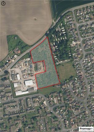 Commercial property for sale in Development Land, Moss Road, Askern, Doncaster, South Yorkshire
