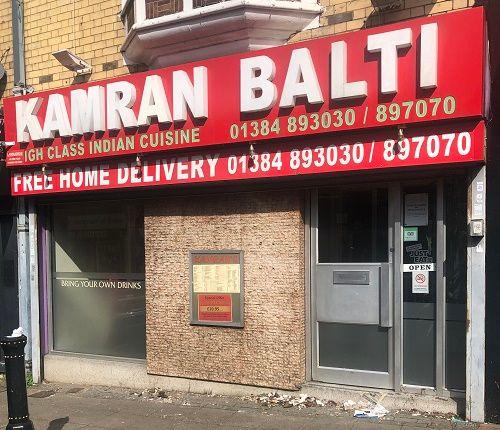 Thumbnail Restaurant/cafe to let in High Street, Lye, Stourbridge