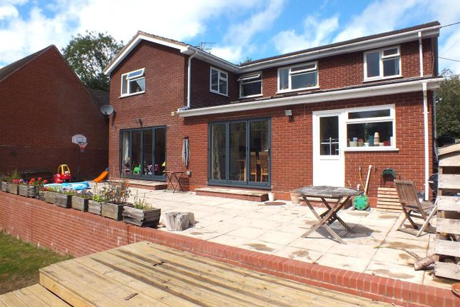 Thumbnail Detached house for sale in Callow Hill, Rock, Kidderminster