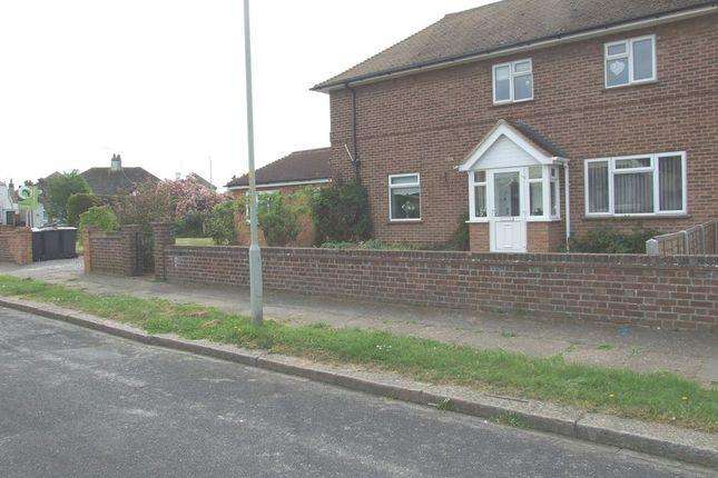 Thumbnail Semi-detached house for sale in Fernlea Avenue, Herne Bay