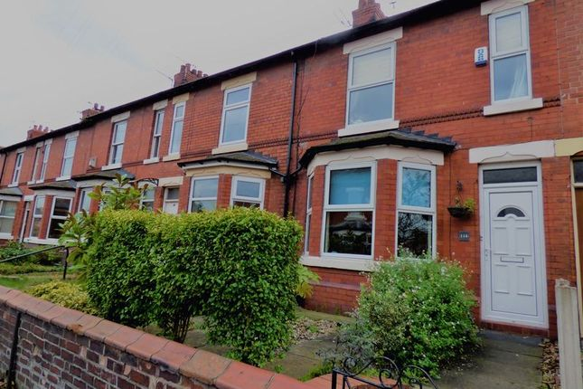 Thumbnail Terraced house to rent in Liverpool Road, Great Sankey, Warrington
