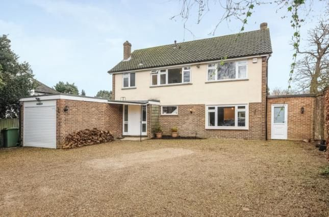 Thumbnail Detached house for sale in Oakley Road, Bromley