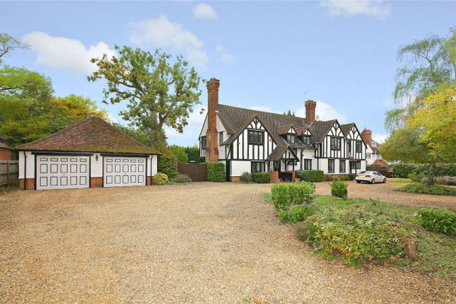 Thumbnail Detached house for sale in Watford Road, Radlett, Hertfordshire