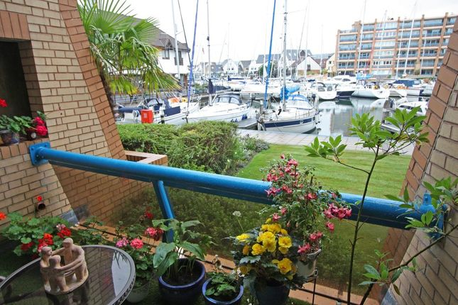 Thumbnail Flat for sale in Oyster Quay, Port Solent, Portsmouth