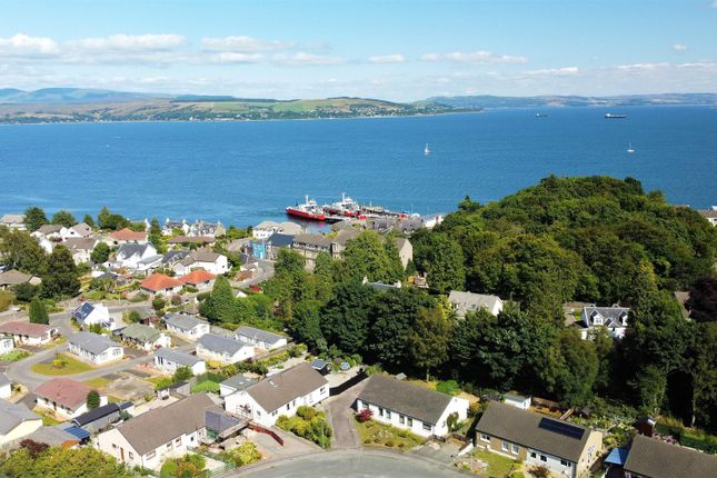 Thumbnail Semi-detached bungalow for sale in 9 Cammesreinach Crescent, Hunters Quay, Dunoon