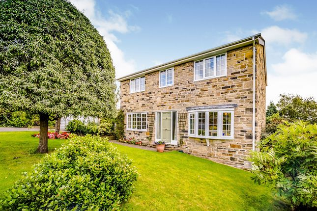Thumbnail Detached house for sale in Hermitage Park, Fenay Bridge, Huddersfield