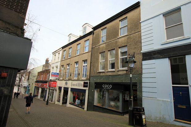 Hall Street, Carmarthen, Carmarthenshire SA31