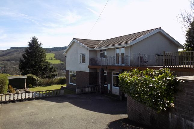 Thumbnail Detached house for sale in Brynheulog, Cwmavon, Port Talbot, Neath Port Talbot.