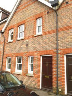 Thumbnail Terraced house to rent in Portland Road, East Grinstead, West Sussex