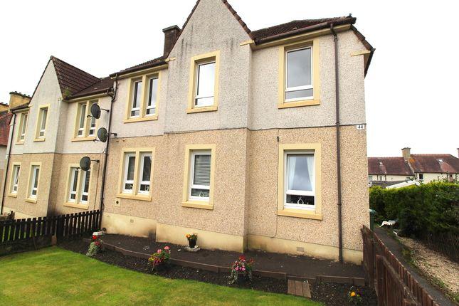 Thumbnail Flat for sale in Woodhall Avenue, Calderbank, North Lanarkshire