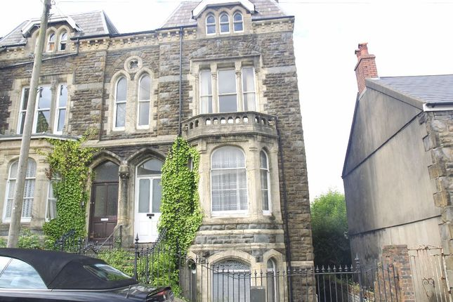 Thumbnail Flat to rent in Crown Street, Swansea