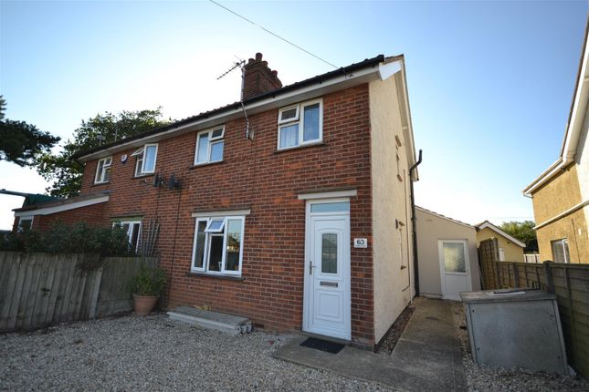 Semi-detached house for sale in Hoveton, Norwich