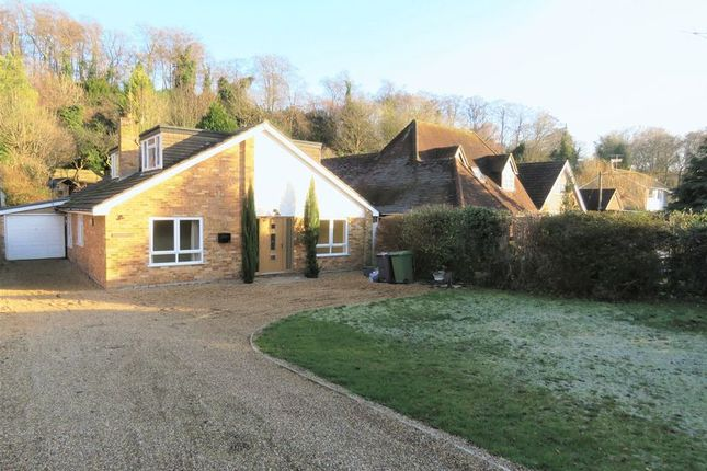 Thumbnail Detached bungalow to rent in Marlow Bottom, Marlow