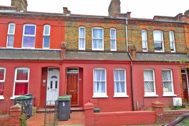 Terraced house to rent in Lymington Avenue, London