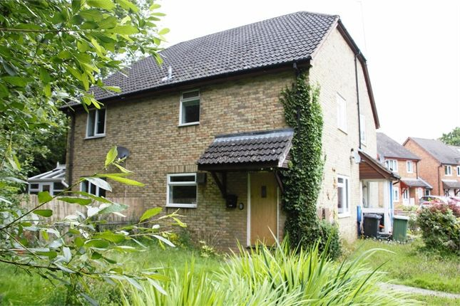 Thumbnail Property to rent in Ajax Close, Chineham, Basingstoke