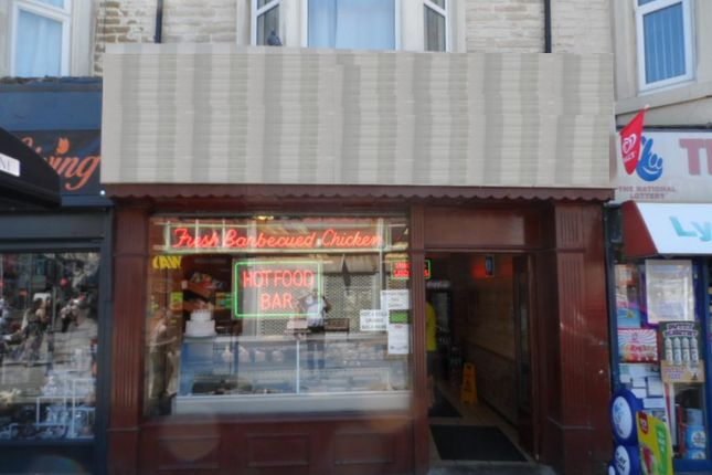 Thumbnail Restaurant/cafe for sale in Waterloo Road, Blackpool