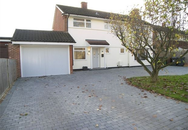 Thumbnail Detached house for sale in The Causeway, Potters Bar