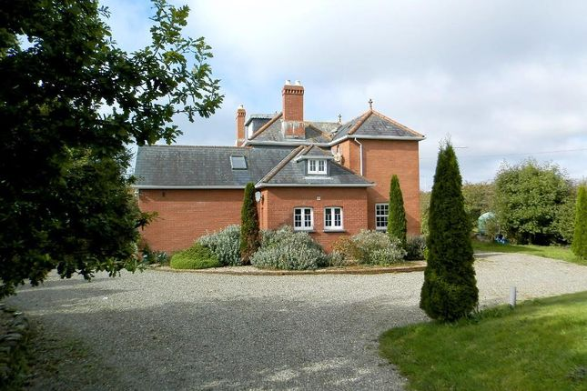 Thumbnail Detached house for sale in Penparc Road, Cardigan, Ceredigion
