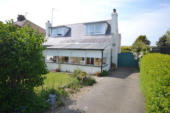 Thumbnail Detached bungalow for sale in Mill Lane, Cayton Bay, Scarborough