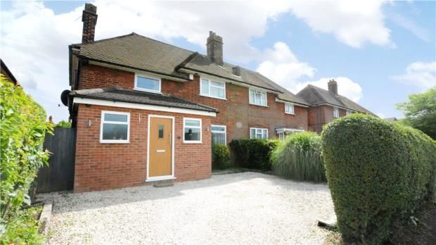 Thumbnail Semi-detached house for sale in Hyde Green, Beaconsfield, Buckinghamshire