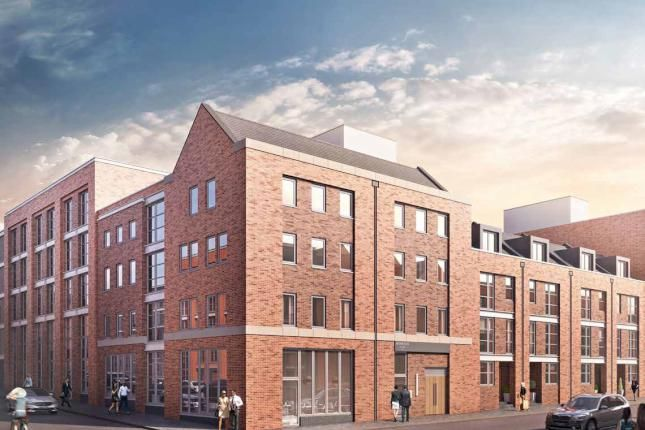 Thumbnail Flat for sale in Carver Street, Hockley, Birmingham