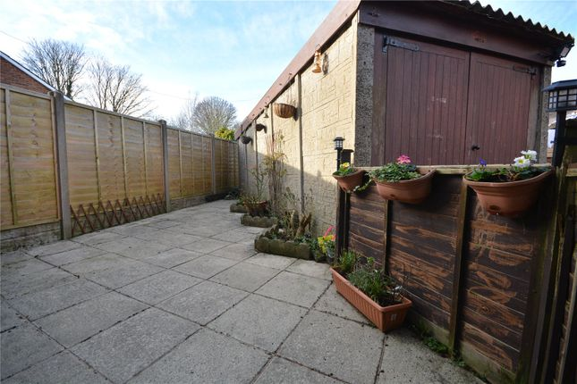 Rear Garden of Old Village Road, Little Weighton, East Riding Of Yorkshi HU20