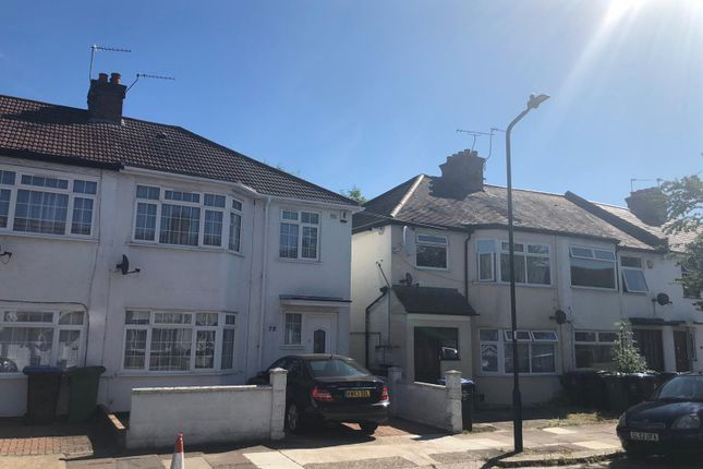 Thumbnail 1 bed flat for sale in Central Road, Sudbury, Wembley