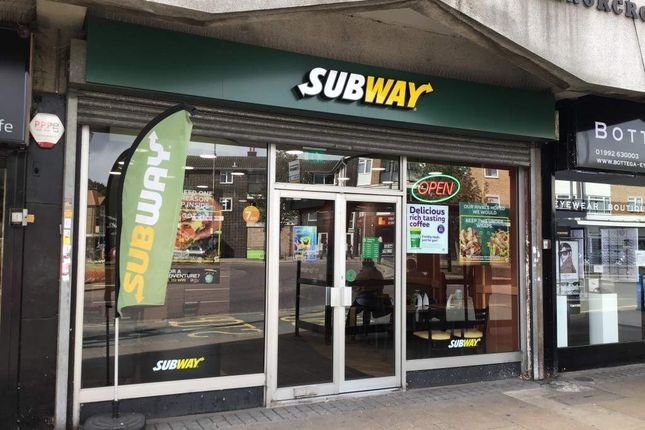Restaurant/cafe for sale in Manor Croft Parade, College Road, Cheshunt, Waltham Cross