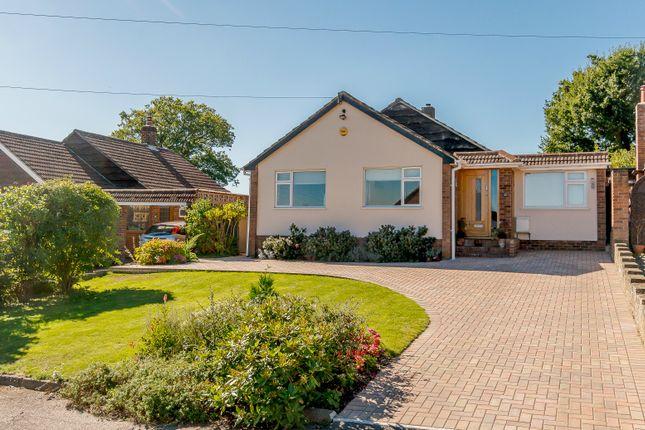 Thumbnail Detached bungalow for sale in Cranfield Crescent, Cuffley, Potters Bar