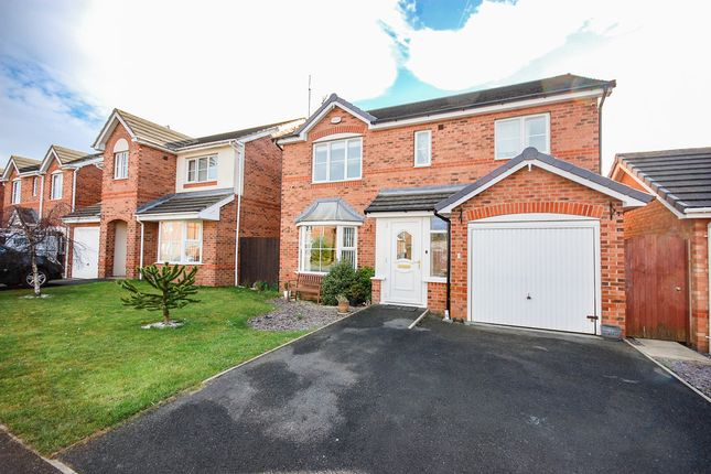 Thumbnail Detached house for sale in Kentmere Avenue, Skelton