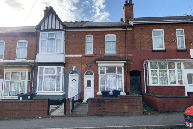 Front of Westbourne Road, Handsworth, Birmingham B21