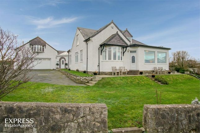 Thumbnail Detached house for sale in Cemaes Bay, Anglesey, Anglesey