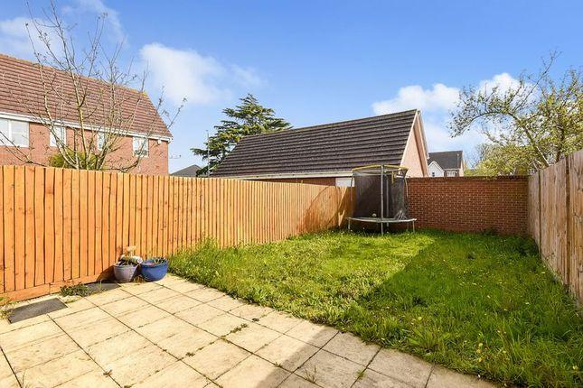 Garden of Anvil Terrace, Dartford DA2
