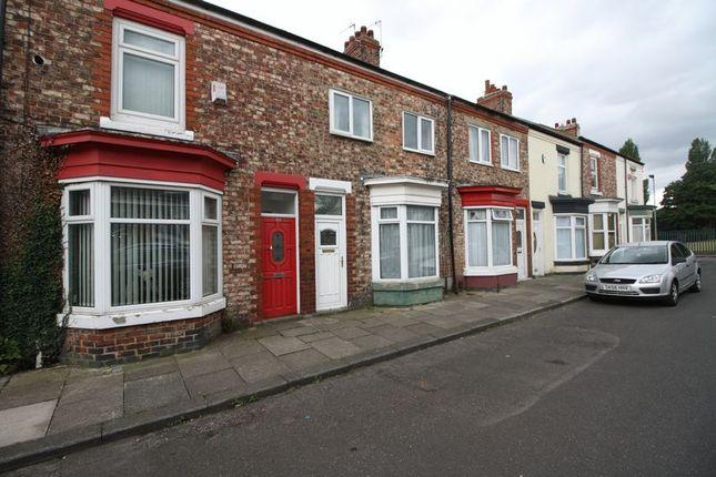 Thumbnail Terraced house to rent in Stanley Street, Norton, Stockton-On-Tees