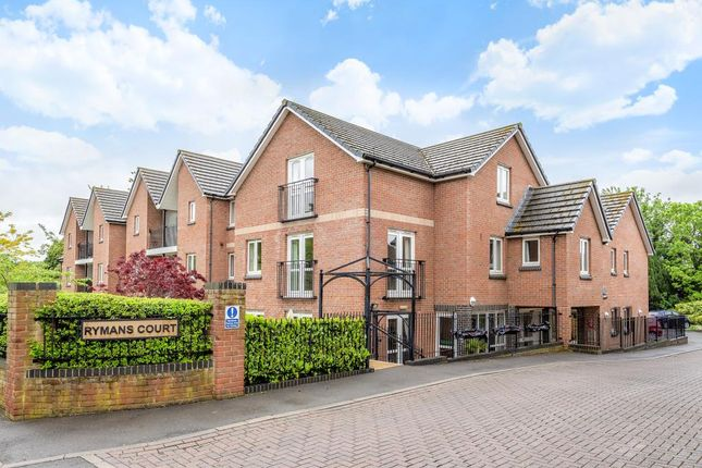 Thumbnail 1 bed flat for sale in Rymans Court, Didcot