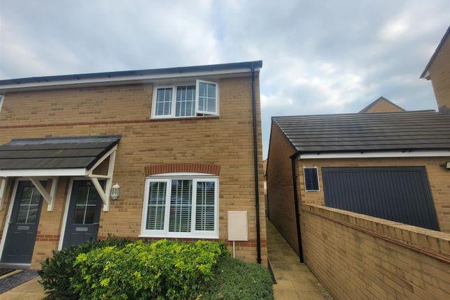 3 bed end terrace house for sale in 95 Linnet Way, Keynsham, Bristol BS31