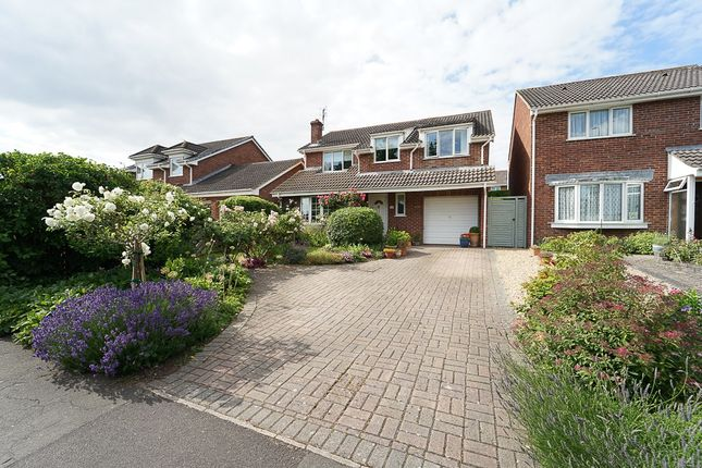Thumbnail Detached house for sale in St Marks Road, Worle, Weston-Super-Mare