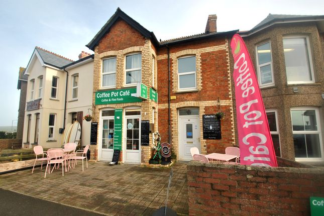 Thumbnail Restaurant/cafe to let in 6 Morwenna Terrace, Bude