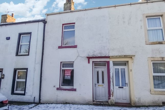 3 bed terraced house for sale in 3 James Street, Cleator Moor, Cumbria CA25