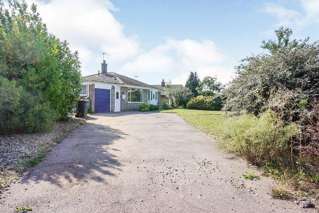 Thumbnail Detached bungalow for sale in Kempton Cross, Worlingham, Beccles