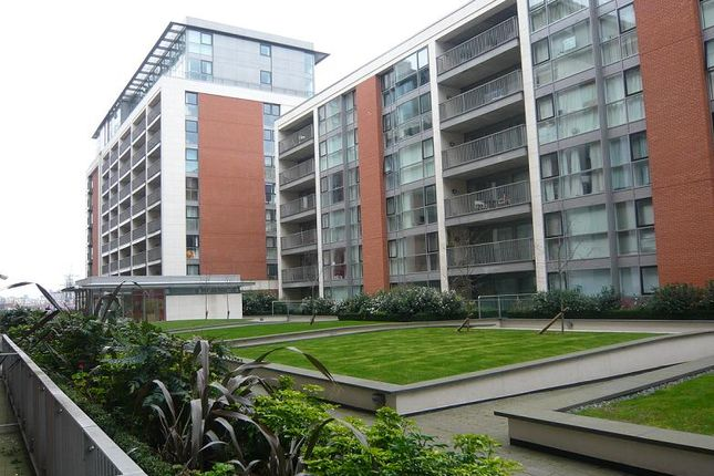Thumbnail Flat to rent in Capital East Apartments, 21 Western Gateway, London