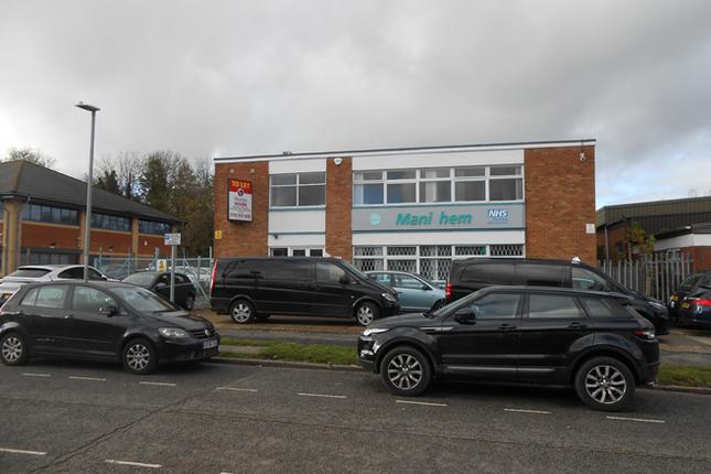 Thumbnail Warehouse to let in Boulton Road, Reading