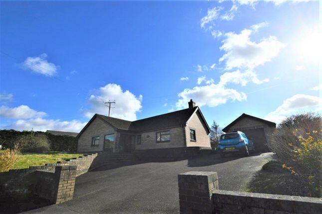 Thumbnail Detached bungalow for sale in Talley, Llandeilo