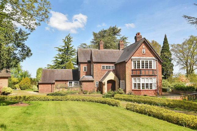 Thumbnail Detached house for sale in Station Road, Desford, Leicester